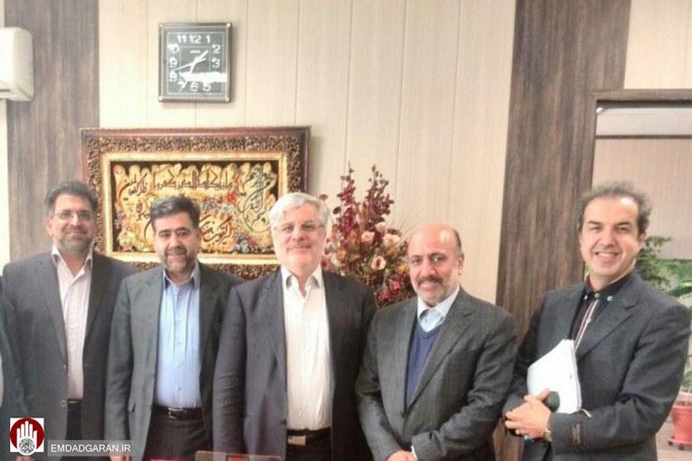 پیام تسلیت مدیرعامل موسسه خیریه امدادگران عاشورا به مناسبت درگذشت دکتر سید تقی نوربخش