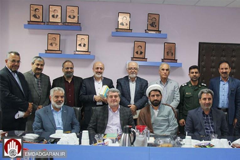 هشتمین سفر استانی موسسه خیریه امدادگران عاشورا به کرمان، دیار کریمان