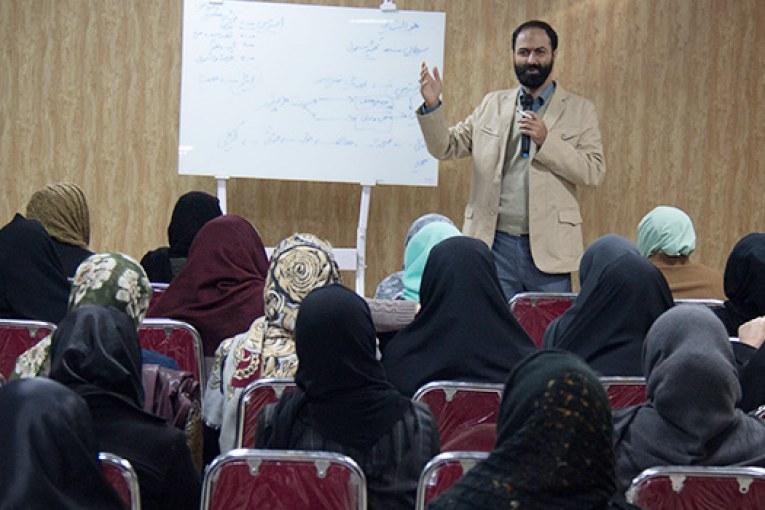تشکیل جلسات آموزشی سبک زندگی حکیمانه برای مددجویان