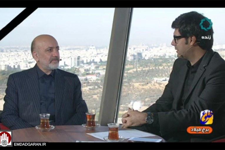 نصرالله فتحیان در گفتگو با برنامه تلویزیونی طلوع