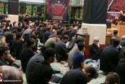 گزارش تصویری حسینیه امدادگران در روز عاشورا