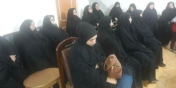 برگزاری جلسه اموزش پیشگیری از سرطان امدادگران یزد