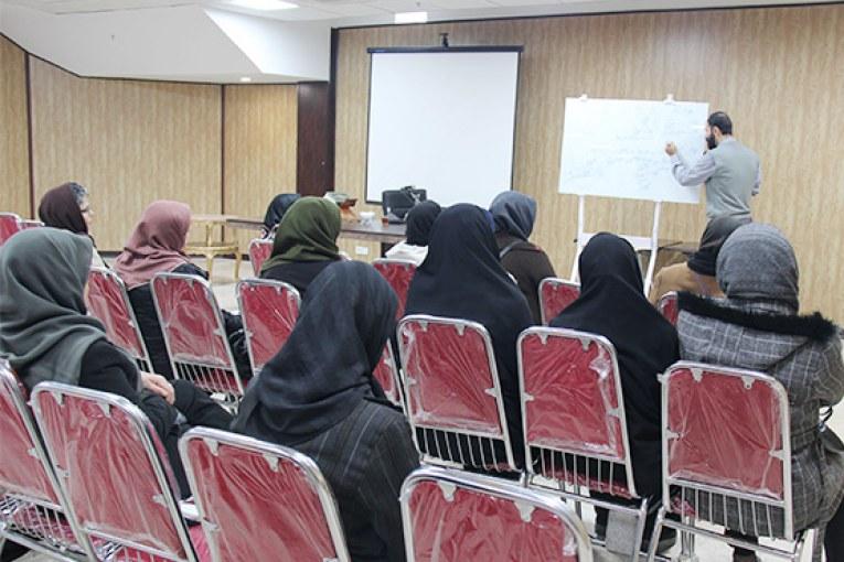 آخرین جلسه از کلاس آموزشی سبک زندگی حکیمانه