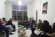 برگزاری جلسه کادر اجرایی امدادگران بجنورد