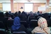 برگزاری برنامه آموزشی برای مددجویان در امدادگران البرز