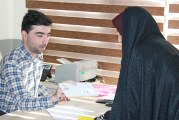 توزیع ارزاق نوروزی در بین مددجویان موسسه امدادگران عاشورا