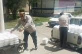 گزارش تصویری امدادرسانی به سیل زدگان