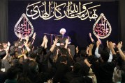 شب های قدر در حسینیه تازه تاسیس امدادگران عاشورا