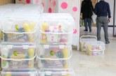 توزیع بسته ارزاق ماه رمضان در بین مددجویان با حمایت خیرین