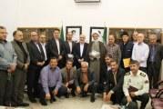 شعب اصفهان و چهارمحال بختیاری میزبان مدیرعامل موسسه