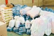 ادامه کمک رسانی به مناطق سیل زده توسط امدادگران خرمشهر