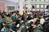 برگزاری مراسم دعای روز عرفه در حسینیه امدادگران عاشورا