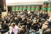 پنجمین شب محرم و عزاداری در حسینیه فاطمه زهرا (س) امدادگران عاشورا