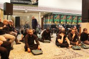 شب سوم محرم در حسینیه امدادگران عاشورا