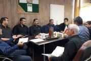 جلسه هیات مدیره خیریه امدادگران کرمانشاه