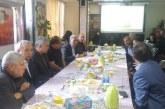 جلسه هیئت مدیره موسسه خیریه امدادگران عاشورا ارومیه