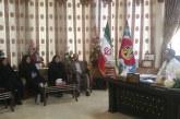 دیدار مدیرعامل امدادگران ارومیه با ریاست بیمارستان شهید صیاد شیرازی آقای دکتر تابش