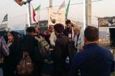 پذیرایی از زائرین اربعین حسینی در موکب عشاق الحسین«ع» امدادگران خوزستان