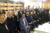 جلسه هیئت امنا امدادگران عاشورا اورمیه با حضور اعضای محترم شورای شهر